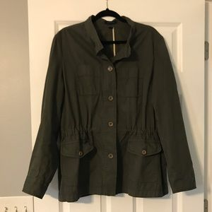 Lands End jacket XL